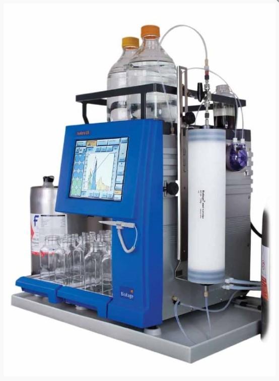biotage launches aci accelerated chromatographic